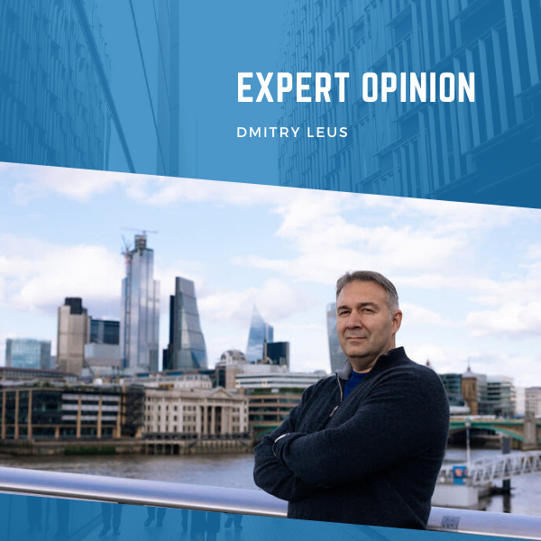 Interview: Dmitry Leus – how to protect money?