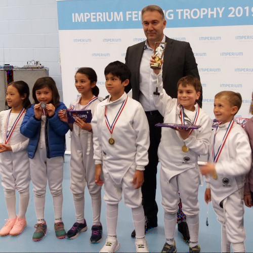 Imperium Fencing Trophy