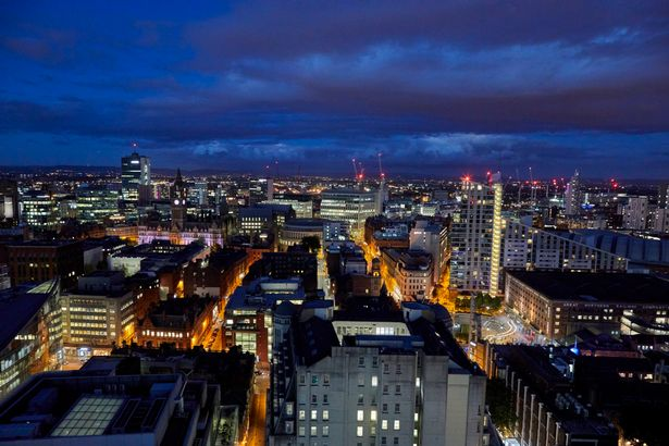 Manchester is in the middle of a construction boom